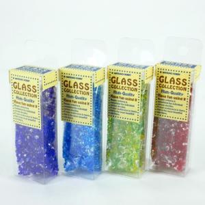 クリスタルグラスサンド 約60g 観葉植物/ハイドロカルチャー/水耕栽培/インテリアグリーン|julli