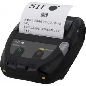 【ロール紙10巻付!】SII/セイコーインスツル MP-B20 感熱 レシート モバイルプリンタ USB/Bluetooth 58mm Airレジ/ Coiney対応