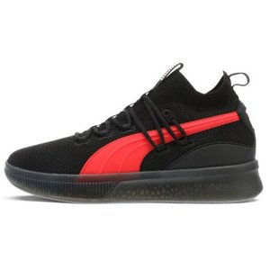 (Clyde Court)  色:Puma Black-High Risk Red クッショニング:...