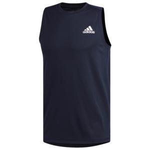 アディダス トレーニング Tシャツ(半袖) 海外モデル メンズ アルティメイト ノースリーブ・スリー...