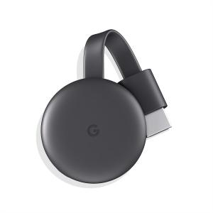 送料無料 Google Chromecast 正規品 第三世代 2K対応 チャコール GA00439...