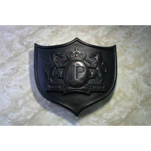 16ead6899ea0f ジャンクションプロデュース JUNCTION PRODUCE ジャンクション JP 盾レプリカ インテリア ブラック 楽天 通販 junction  produce