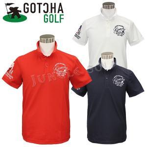 コーディネートしやすいシンプルなポロシャツ。  吸水速乾+UVカットの高機能アイテム。 右袖のフィッ...