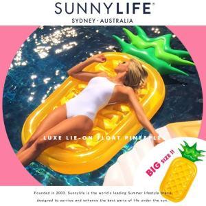 SUNNYLIFE サニーライフ パイナップル フロート 浮き輪 浮輪 うきわ ビッグサイズ Luxe Float Flamingo 海 海水浴 ビーチ プール リゾート|jungle-jungle