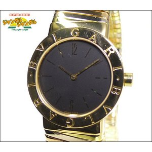 ブルガリブルガリ BVLGARI BB302T トゥボガス 3カラー 750 金無垢 クォーツ ボーイズ腕時計|junglejungle