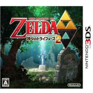 ★商品名 ニンテンドー 3DS ゼルダの伝説 神々のトライフォース2 ★状態 中古品 ★付属品等 ケ...