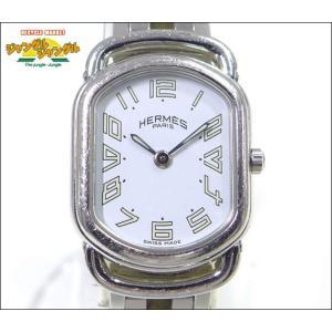 エルメス HERMES レディース腕時計 ラリー