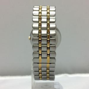 【中古】イブサンローラン レディース 腕時計 SS/GP クオーツ ホワイト ゴールド GN-7-S[jggW]|junglejungle|02