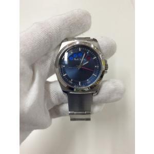 【中古】ポールスミス メンズ腕時計 クォーツ シルバー GN-4[jggW]|junglejungle