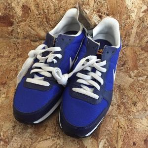 【中古】ナイキ ジニコ メンズスニーカー ブルー サイズ 26.0cm 644441 415[jggS]|junglejungle