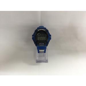 【中古】CASIO G-SHOCK カシオ ジーショック メンズ腕時計 クオーツ ブルー ラバー GL-121[id][jggW]|junglejungle