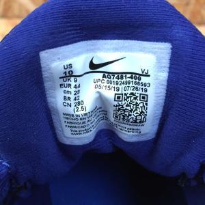 【中古】ナイキ メンズスニーカー ランニングシューズ ダウンシフター 9 ブルー系 AQ7481-400 サイズ28.0cm[jggS]|junglejungle|05