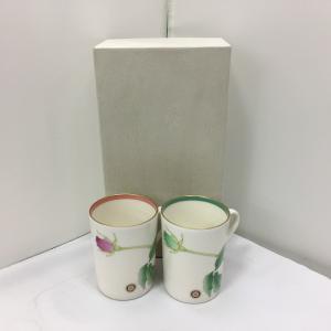 ★商品名 香蘭社 マグカップ ★状態ランク 未使用 ★備考 ・未使用、店頭展示品となります。  *画...