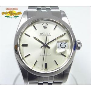ロレックス オイスター デイト プレシジョン 6694 メンズ腕時計|junglejungle