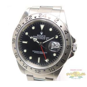 ロレックス エクスプローラー2 Ref 16570 A番 S...