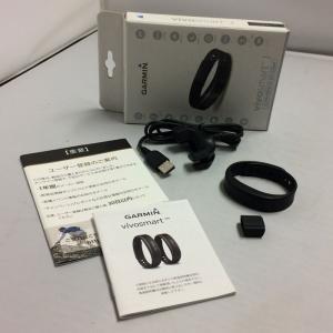 【中古】ガーミン リストバンド型 活動量計 ブラック タッチパネル 心拍計 Bluetooth対応 Sサイズ 131730[jggZ]|junglejungle