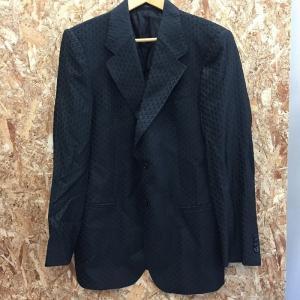 【中古】エンポリオアルマーニ メンズ ジャケット ブラック RN103723[jggI]|junglejungle