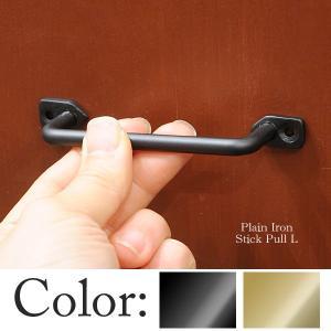プレーンアイアン スティックプルL junk-colors