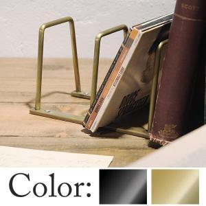 プレーンアイアン ブックスタンド S junk-colors