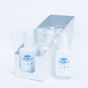 点鼻用30ml容器×10個 (容器のみ/MSMプレフィア用)