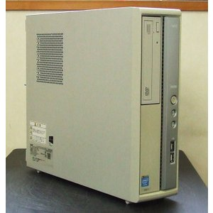 【ジャンク品】NEC Mate MK27EB-H(PC-MK27EBZDH)HDD無し Celeron 2.70GHz 2GB