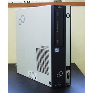 【ジャンク品】FUJITSU ESPRIMO D582/F(FMVDK3F06E)HDD無し core-i3 3220 3.30GHz 4GB