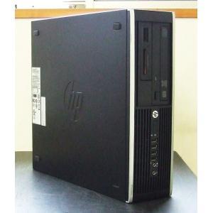 【難あり】HP compaq Pro 6300 SFF(QV985AV) Celeron G1610 2.60GHz HDD無し 4GB(メモリーカードリーダー付き)