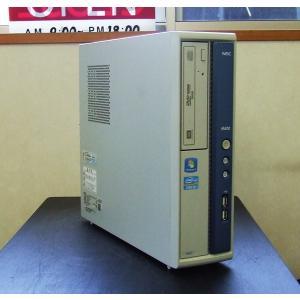【ジャンク】NEC Mate MK33LB-D(PC-MK33LBZCD)core-i3 3.30GHz 4GB HDDなし