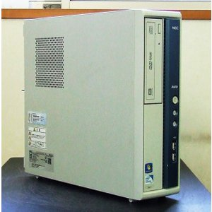 【ジャンク品】NEC Mate MK26EB-F(PC-MK26EBZCF)HDD無し celeron 2.60GHz 4GB