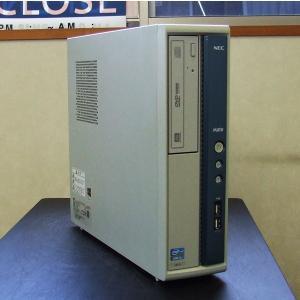 【ジャンク】NEC Mate MK34LB-G(PC-MK34LBZDG)core-i3 3.40GHz 2GB HDDなし