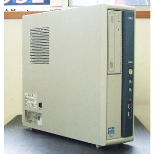 【ジャンク】NEC Mate MK32MB-F(PC-MK32MBZDF)core-i5 3.20GHz 4GB HDDなし