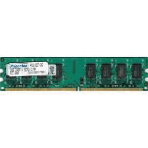 【未確認】Princeton製 PD2/667-1G PC2-5300 1GB|junkpcnet