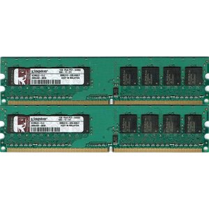 【未確認】Kingston製 1RX8 PC2-6400U 1GB(片面実装)|junkpcnet