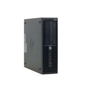 送料無料 中古パソコン HP Z210 SFF workstation (1281868)【Xeon-E31225】【Win7 64bit】【Quadro 400】【メモリ4GB】【HDD640GB】【マルチ】