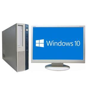 送料無料 中古パソコン NEC Mate MB-G (1283464)【Win10 64bit】【Core i5-4570】【メモリ4GB】【HDD1TB】【マルチ】