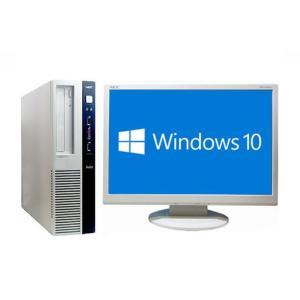 送料無料 中古パソコン NEC Mate ML-K (1284938)【Win10 64bit】【Core i5-4590】【メモリ4GB】【HDD500GB】【マルチ】