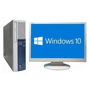 送料無料 中古パソコン NEC Mate ME-G (1285680)【Win10 64bit】【Core i5-4570】【メモリ4GB】【HDD1TB】【マルチ】