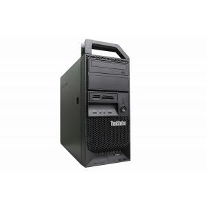 送料無料 中古パソコン lenovo ThinkStation 7824-14J (1285713)【Win7 64bit】【Quadro K600】【Core i3】【メモリ4GB】【HDD640GB】【マルチ