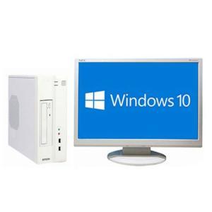 中古 パソコン EPSON Endeavor AY330S (1287337) 送料無料 Win10 64bit Core i5 4440S メモリ4GB HDD1TB マルチ|junkworld-webshop