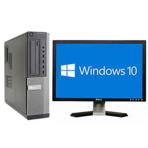 中古 パソコン DELL OPTIPLEX 9010 DT (1289186) 送料無料 Win10 64bit Core i7 3770 メモリ4GB HDD500GB マルチ|junkworld-webshop