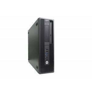 中古 パソコン HP Z240 SFF workstation (1289321) 送料無料 Xeon E3-1225V5 Win10 Pro 64bit Quadro 600 メモリ8GB SSD80GB+HDD junkworld-webshop