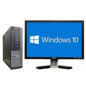 中古 パソコン DELL OPTIPLEX 9020 SFF (1289344) 送料無料 Win10 64bit Core i7 4770 メモリ4GB HDD1TB マルチ|junkworld-webshop