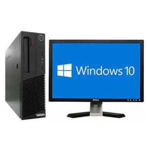 中古 パソコン lenovo ThinkCentre 10A8-A04300 (1289406) 送料無料 Win10 64bit Core i7 4770 メモリ8GB HDD1TB マルチ|junkworld-webshop