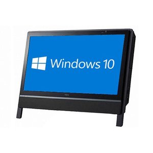 中古 NEC VN790/D (1293281)送料無料 一体型PC Win10 64bit Cor...