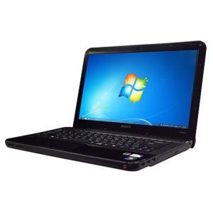 送料無料 中古パソコン SONY VAIO VPCEA25FG (132337)♪【英キーボード】【Win7 64bit】【webカメラ】【HDMI端子】【Core i3】【メモリ4GB】【HDD|junkworld-webshop
