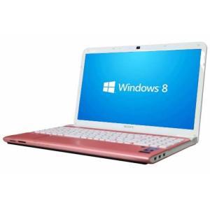 送料無料 中古パソコン SONY VAIO SVE15135CJP (132347)♪【Win8 64bit】【webカメラ】【HDMI端子】【テンキー付】【リカバリー付】【メモリ4GB】【HDD