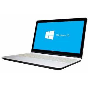 中古 ノート パソコン SONY VAIO SVF152C1JW (132630) 送料無料 Win10 64bit WEBカメラ HDMI テンキー付 Core i5 3337U メモリ4GB junkworld-webshop