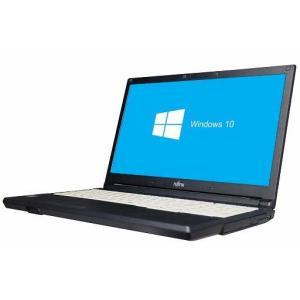 中古 ノート パソコン 富士通 FMV-LIFEBOOK A576/PX (1402008) 送料無料 Win10 64bit HDMI端子 テンキー付 Core i3 6100U メモリ4GB HDD5
