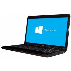 中古 ノート パソコン NEC LaVie LS150/F (1502914) 送料無料 ♪ Win10 64bit HDMI端子 テンキー付 メモリ4GB HDD250GB W-LAN マルチ junkworld-webshop