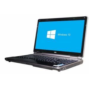 中古 ノート パソコン NEC LaVie LL750/E (1503174) 送料無料 ♪ Win10 64bit HDMI端子 テンキー付 Core i7 メモリ4GB HDD500GB W-LAN